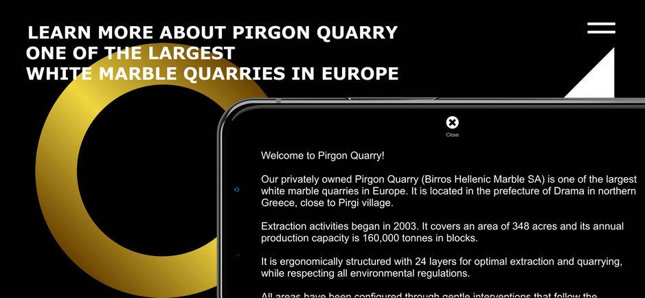 Pirgon Quarry